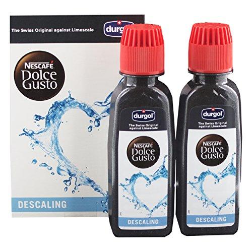 Saeco CA6701/00 Accessori per la Manutenzione, Decalcificante Liquido per Macchine Caffè, Pacco da 2