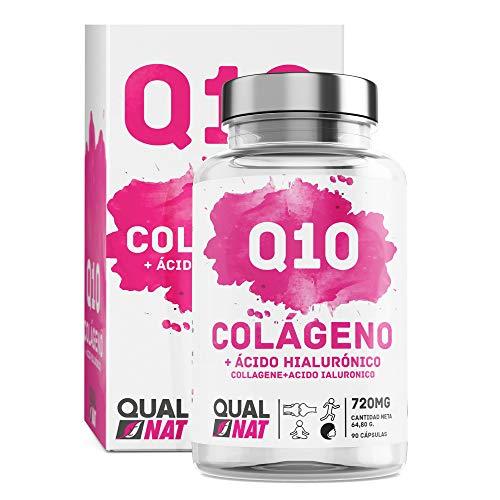 ACIDO IALURONICO Vegavero® | 400 mg: IL DOSAGGIO PIÙ ALTO | 60 o 180 capsule | L'UNICO NON SINTETICO | 60 capsule | Vegan