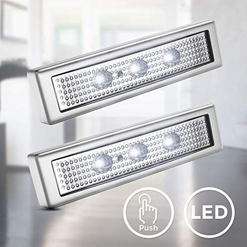 Philips Lighting myLiving Star spot LED da parete, Alluminio, Bianco