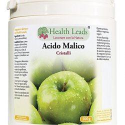 NortemBio Acido Citrico 2 Kg (4x500g). La Migliore Qualità Alimentare. Input Biologico. Polvere, 100% Puro. E-Book Incluso.