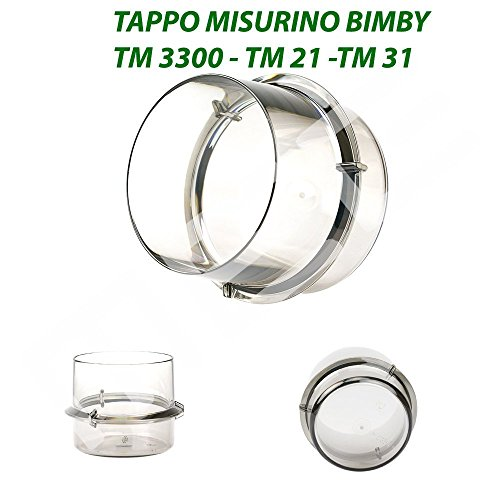 savvies 6-Pezzi Pellicola Protettiva Compatibile con Vorwerk Bimby TM6 Protezione Schermo Trasparente