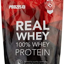 Prozis Natural Real Whey Protein 1000 G Chocolate – 1040 g