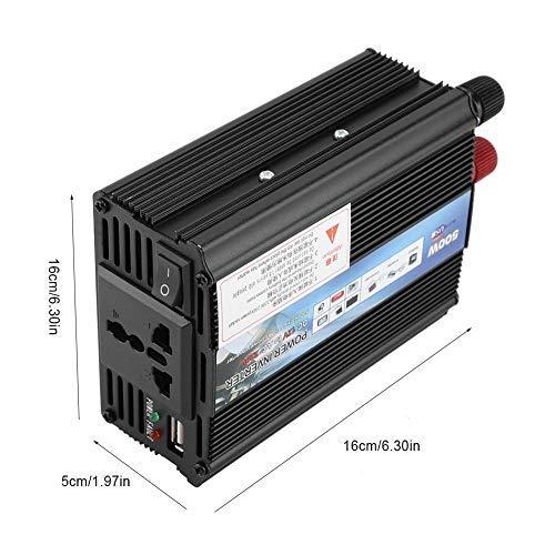 Tutoy Schermo Intelligente Puro Onda Sinusoidale Potenza Inverter 12V/24V A 220V 3000W/4000W/5000W/6000W Converter – 12V 4000W