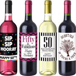 Etichette da Cantina – Collarini in Plastica per Identificazione Bottiglie Vino – Riutilizzabili – PLASTIC WINE TAG colore BIANCO – Set da 24 pz. – By EUPOSIA 2