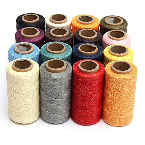 Vintage Paper Co, filo di lino cerato per legatoria, 250 m