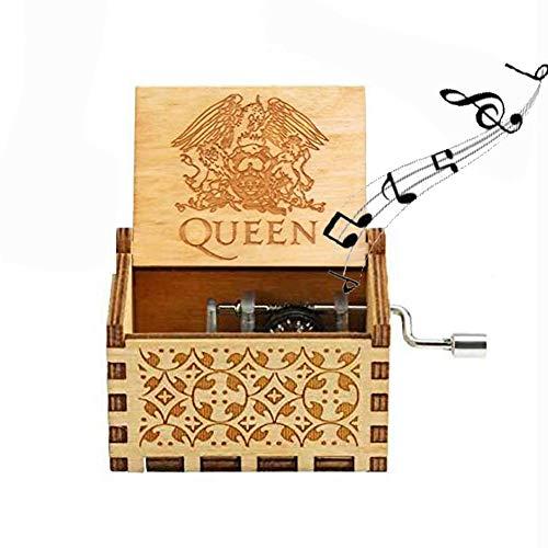 Fehn, meccanismo di carillon, diverse melodie
