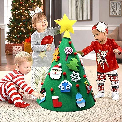 Albero di Natale gonna Xmas decorazione albero tappetino base di Santa Snowman modello Red Christmas Holiday party Decor