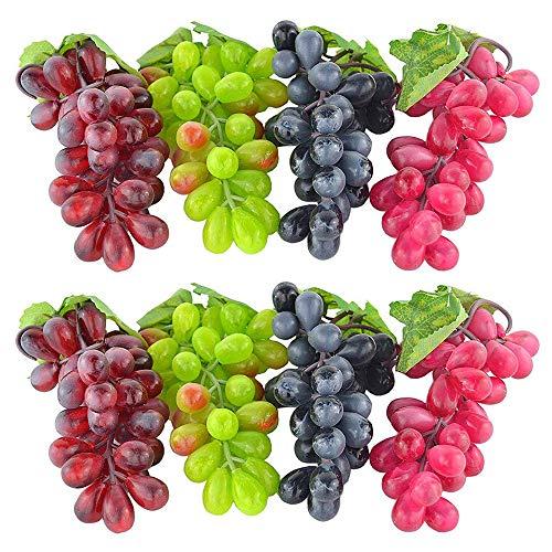 Frutta secca: cannella, mela, arancia, limone, peperone, rafia, zucca, loto, anice stellato, arancione