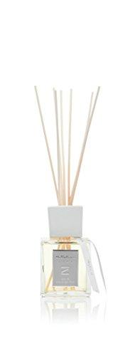 Millefiori Milano Spa & Massage Thai Diffusore, Bianco, 8.6 x 9.8 x 31.2 cm