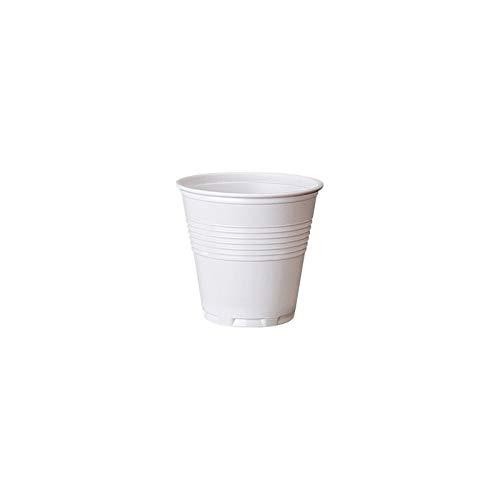 BIOZOYG Bicchieri Monouso Compostabili Bio I Bicchieri USA e Getta Bicchieri di Carta con Rivestimento in PLA I Tazze di Cartone da caffè da Asporto Marrone Non Sbiancate