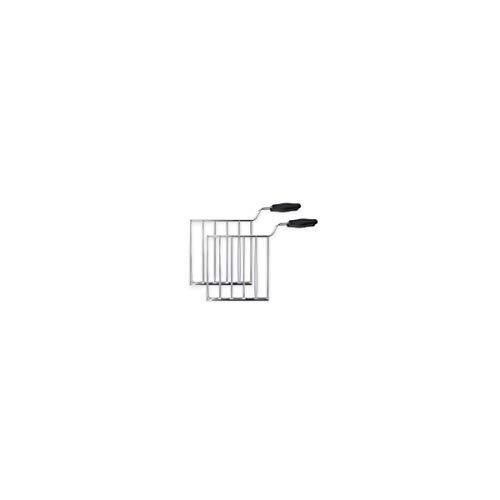 SMEG Accessorio tostapane TSSR01, Cromo/Nero 2