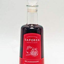 Saporea Sapore & Salute Melograno Aceto Artigianale di Melagrana 2
