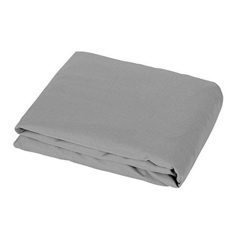 Utopia Bedding Elastico Mantovana da Letto con Balza – Extra Profondo (Adatto a Scatola 25 cm + Increspatura Goccia 40cm) –