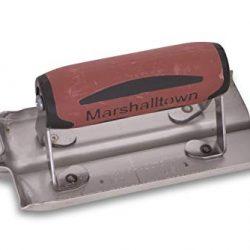Marshalltown M180 – Frattone in acciaio Inox, 15,2 x 7,6cm