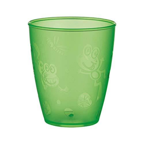 Nuby ID65662 – Confezione da 4 bicchieri in polipropilene da 270 ml, mesi 12+ 6