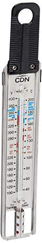 CDN Candy And Deep Fry – Termometro, da 40 a 200°C
