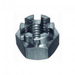 DIN 935–16fine Corona Dadi con filettatura fine Metrica–dimensioni: M30X 1,5(1pezzi)