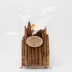 Cannella in stecche Cassia 6/8cm (100g). Gourmet di qualità. 100% naturale.