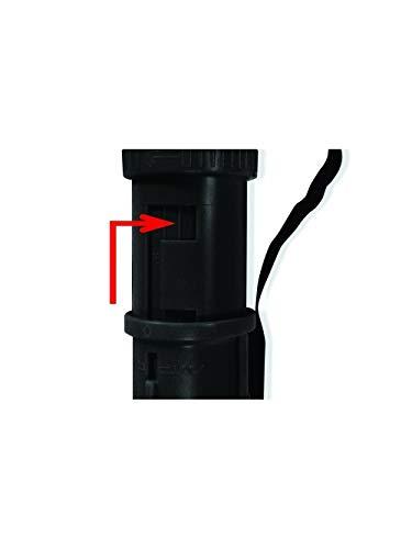 TUBO TELESCOPICO IN PLASTICA CON TRACOLLA ARDA DIAM.8,7cm -72/124cm 3