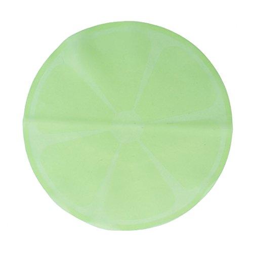 BESTONZON Coperchio in Silicone Estensibile in Verde