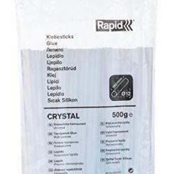 Rapid Colla Stick Universal cristallo trasparente, 500g, diametro 12x 190mm, 5000212