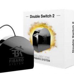FIBARO Double Switch 2 / Commutatore di micromoduli Z-Wave Plus, FGS-223 2