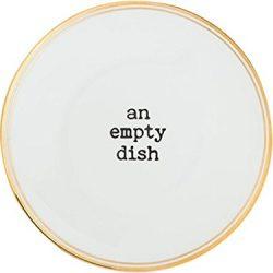 BITOSSI HOME & Funky Table LA TAVOLA SCOMPOSTA, Piatto AN Empty Dish