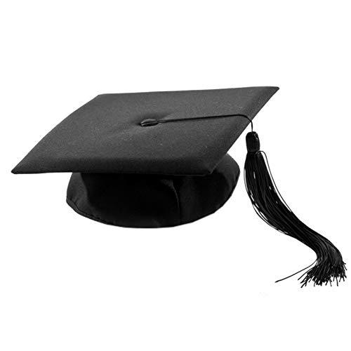 Tocco di alta qualità per laurea, cappello per laurea