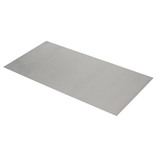 Essentials 1107812 Lamiere Alluminio, Grigio