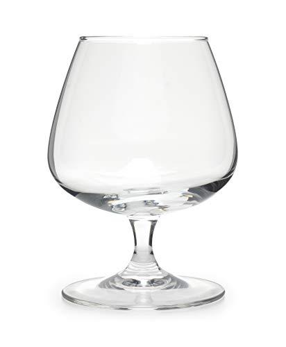 Bicchieri da brandy, confezione da 4