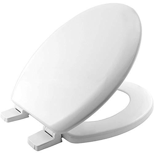 Bemis 5000ZAR000 Chicago – Sedile WC, colore: Bianco