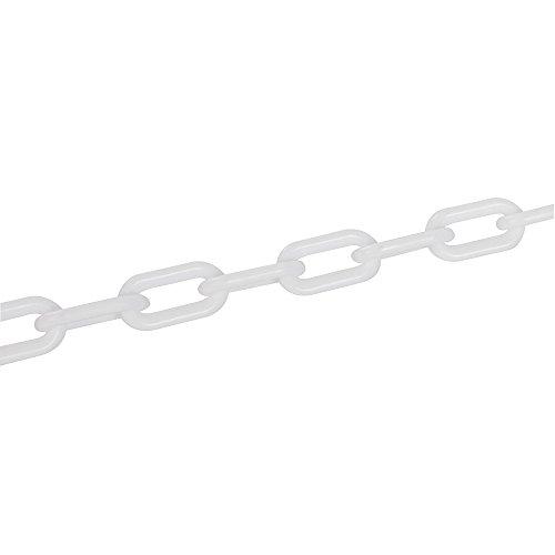 Fixman 568185 Catena, Bianco, 6 mm x 5 m