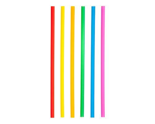 Cannuccia Colorate Cm.21 In Confezione Da Pz.1000