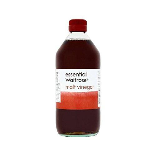 Aceto Di Malto Waitrose Essenziale 568Ml – Confezione da 6