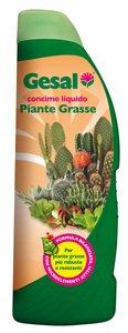 GESAL 2676402005 Concime per Piante Grasse, 500 ml, Verde, 22.5×7.9×5 cm