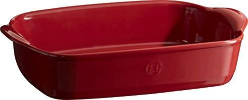 Emile Henry eh349750Set di 3Piatti da Forno, Ceramica, Grand Cru, 36x 23x 7cm 3