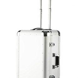 IQE-Storage TB-M7 Trolley per trasporto, imbottitura in schiuma, chiusure a leva gancio, LxPxH: 410 mm x 220 mm x 780 mm, argento