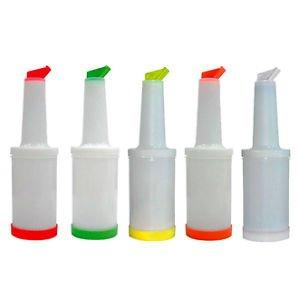 Radioactivebarman- Versatore Succhi Speed Bottle Polipropilene Attrezzature Barman Quantita' 1 Pezzo Colori Assortiti 2