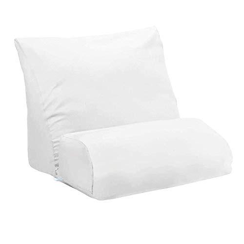SUPERLOVE Cuscino Flip Multifunktionales Bettkeilkissen Memory Foam Incline Cushion für Rücken und Beine