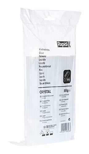 Rapid Colla Stick Universal cristallo trasparente, 500g, diametro 12x 190mm, 5000212 5