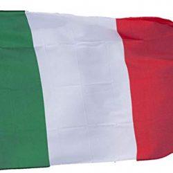 R&F srls Bandiera Italia Tricolore 60 X 90 cm Nazionale Tessuto