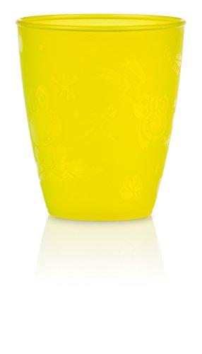 Nuby ID65662 – Confezione da 4 bicchieri in polipropilene da 270 ml, mesi 12+ 9