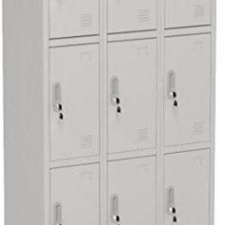 Erst-Holz Design Pulito per Cassettiera-credenza con 2 Ante e 2 cassetti in Pino massello 90.50-27