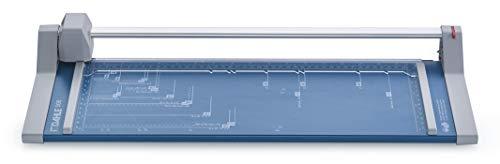Dahle 508 – Taglierina, modello 2020, 6 fogli, fino a DIN A3, blu 6