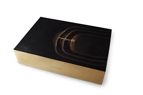 Emile Henry eh349750Set di 3Piatti da Forno, Ceramica, Grand Cru, 36x 23x 7cm 5