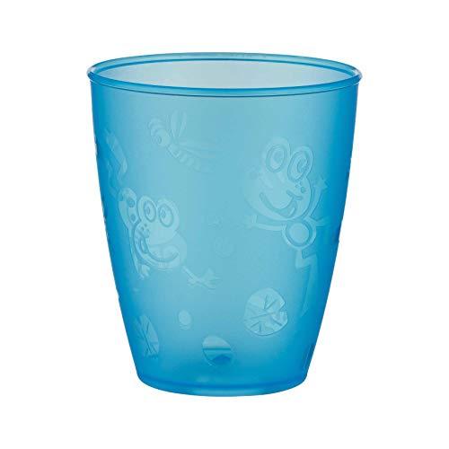 Nuby ID65662 – Confezione da 4 bicchieri in polipropilene da 270 ml, mesi 12+ 4
