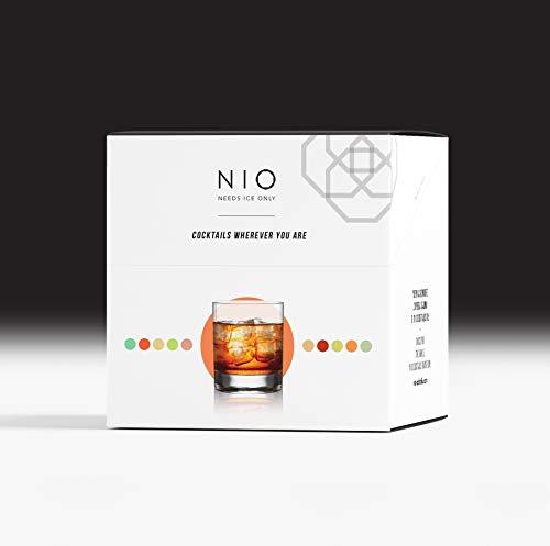 NIO BOX 10 Cocktail NEGRONI Ready to Drink