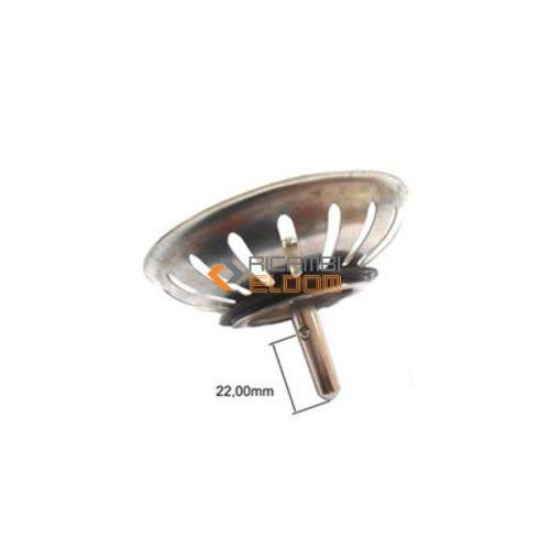 """Tappo/Cestello basket 3"""" 1981388 per lavello FRANKE ORIGINALE"""