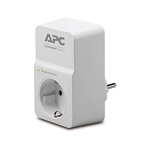 APC Surge Arrest Essential – PM1W-IT – 1 Uscita Filtrata Schuko/Italiana