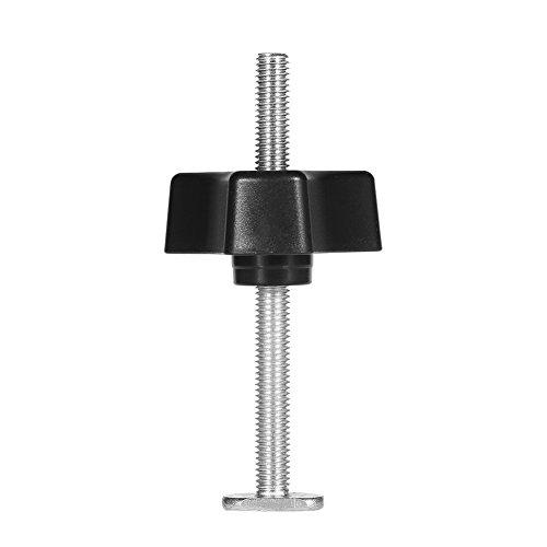 Morsetto Di Fissaggio Metallo Per Attrezzo Per La Lavorazione Del Legno T-Slot T-Slot(T Screw and Plastic Knob Nut Only) 3